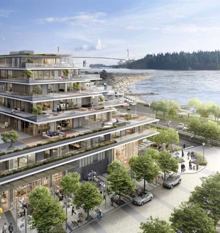 409-1355 BELLEVUE AVE Condo For Sale West Vancouver MLS Listings