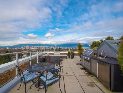 Cambie Penthouse For Sale Vancouver – PH3 4083 Cambie St