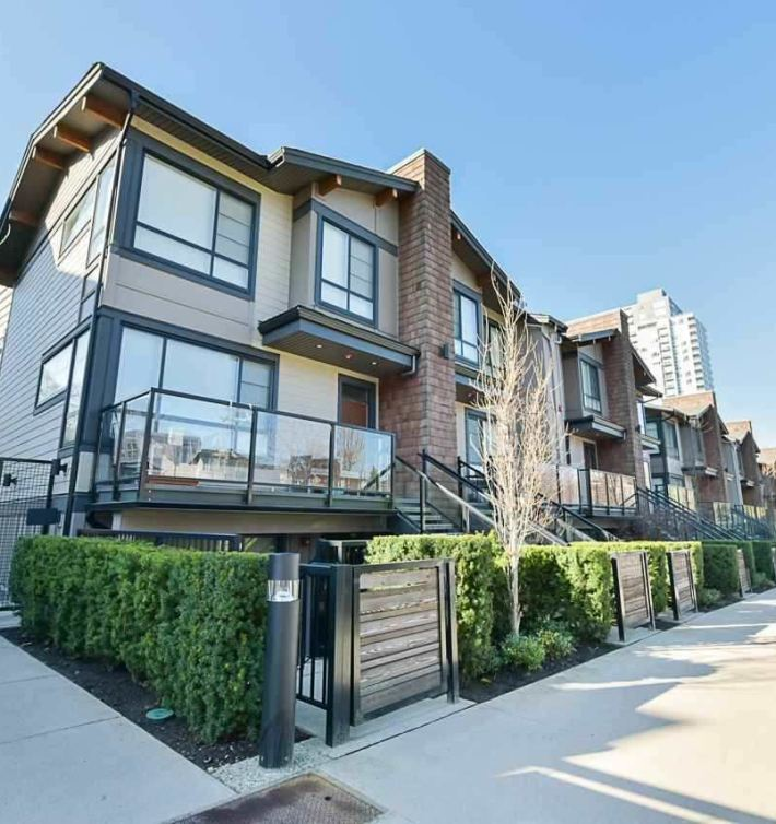 Central Park Townhouse For Sale Burnaby MLS Listings