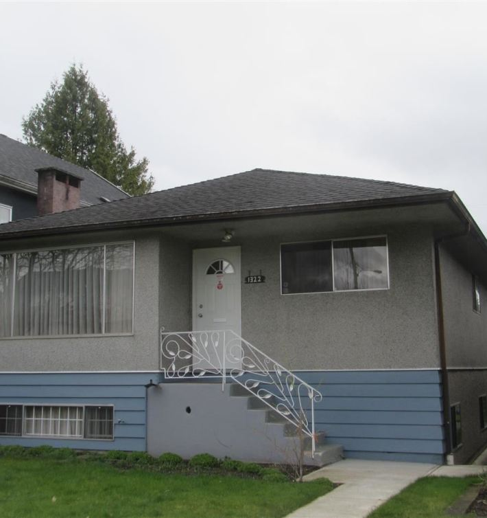 1322 E 54th Ave House For Sale Vancouver MLS Listings