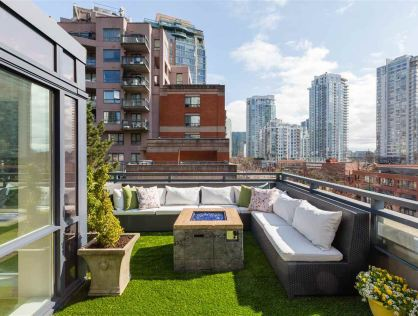 507 289 Drake St Townhouse For Sale Yaletown Vancouver MLS Listings