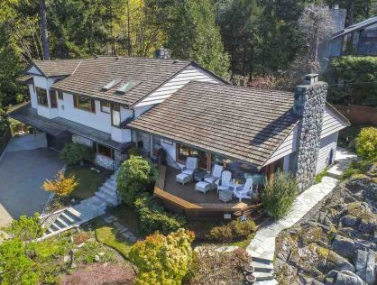 6860 Hycroft Road House For Sale West Vancouver MLS Listings