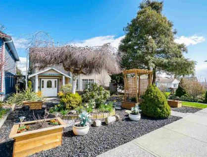 823 Willam St House For Sale New Westminster MLS Listings