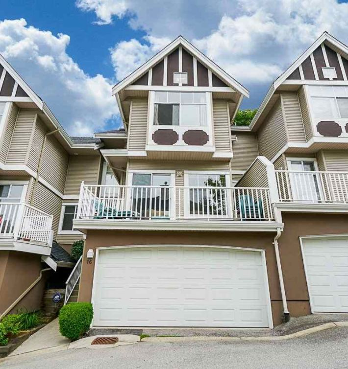 16 7488 MULBERRY PLACE Townhouse For Sale Burnaby East BC
