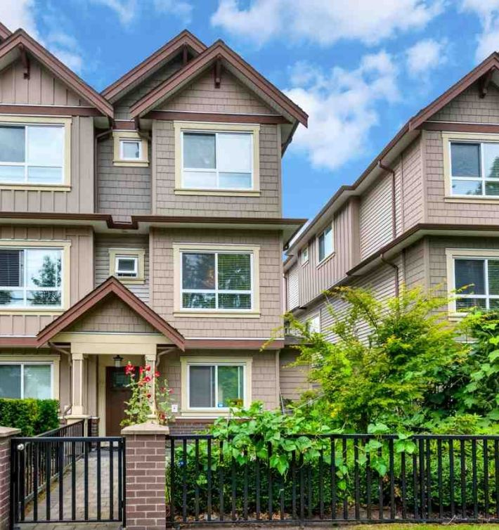 10 7551 NO.2 ROAD Townhouse For Sale Richmond BC