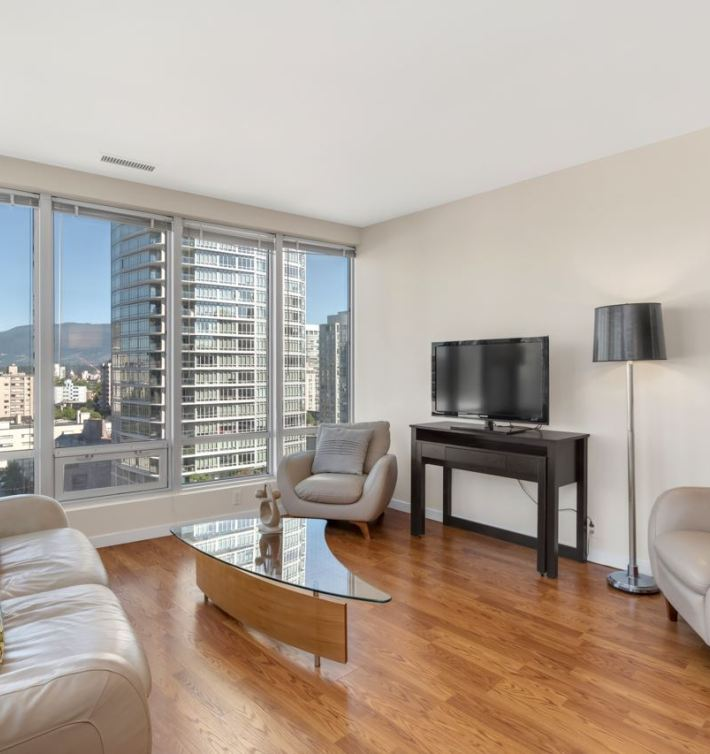 1107 989 NELSON ST Condo For Sale Downtown Vancouver BC