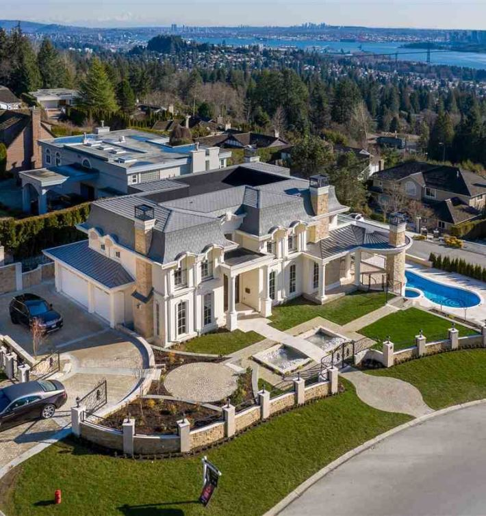 2188 Westhill Wynd Luxury House For Sale West Vancouver BC
