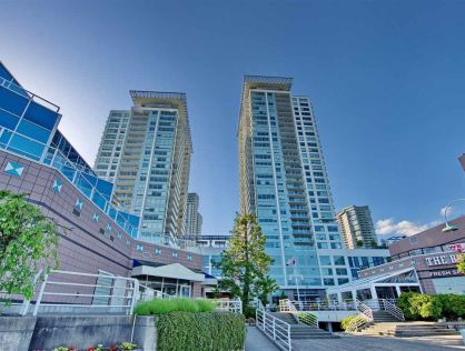 2501 908 Quayside Drive Condo For Sale New Westminster BC