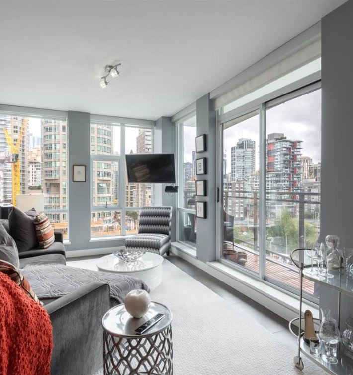 1202 1455 Howe Street Condo For Sale Vancouver BC