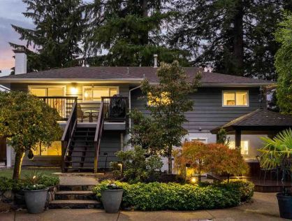 1365 Berkley Road House For Sale North Vancouver BC