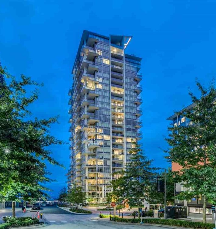 1903 258 Nelson's Court Condo For Sale New Westminster BC