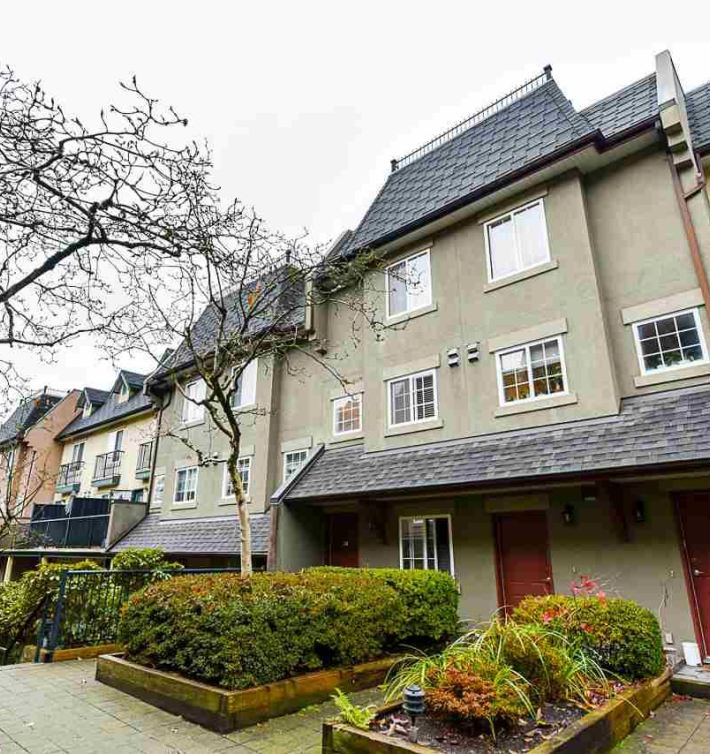 25 1561 Booth Avenue Townhouse For Sale Coquitlam BC